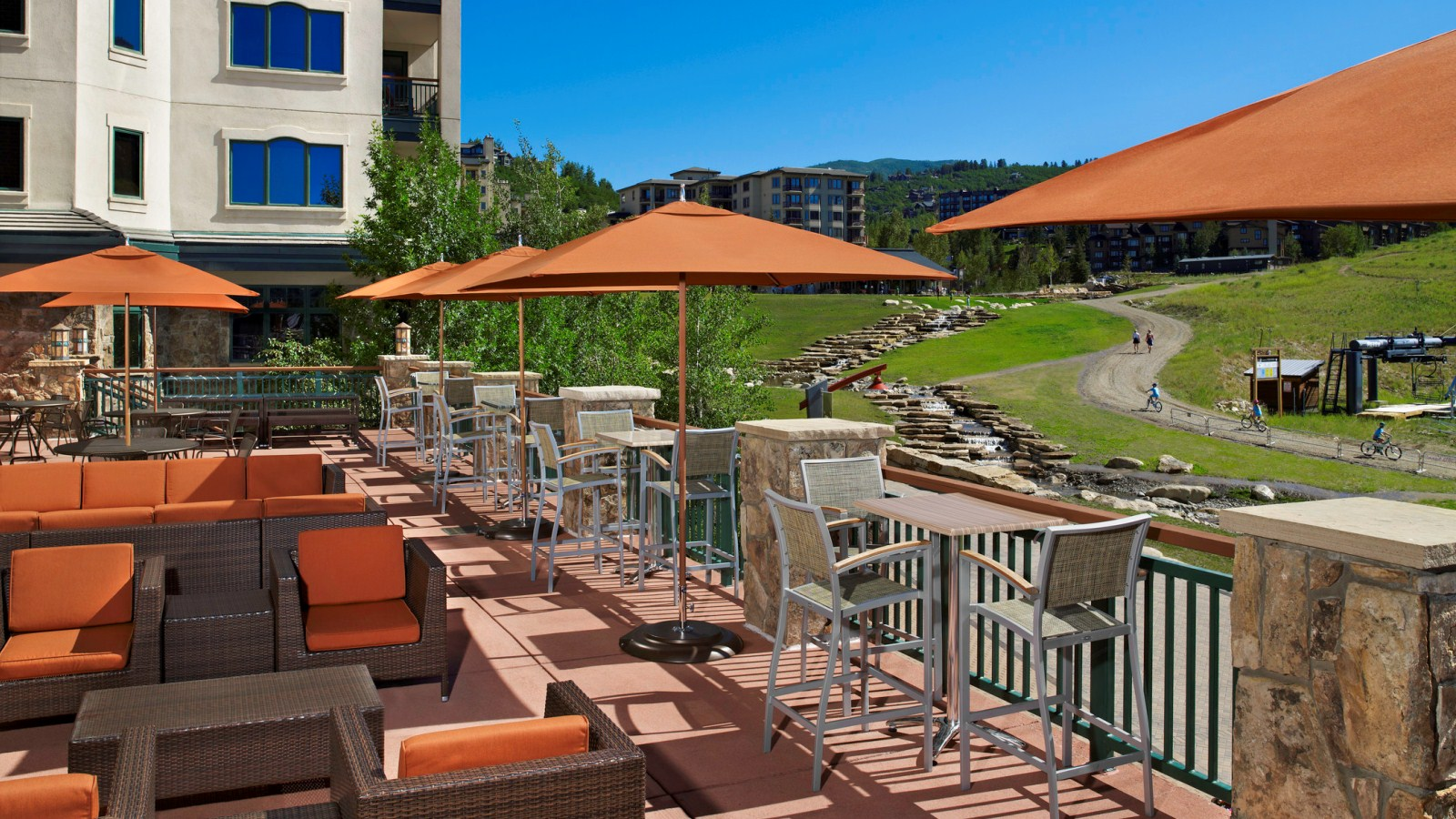 Steamboat Springs Events - Outdoor Meeting Space