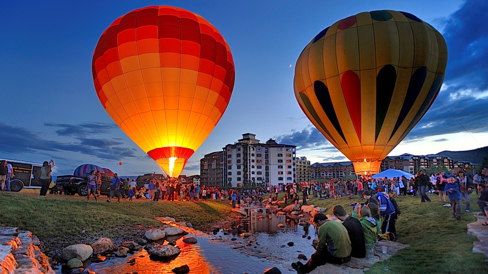 Sheraton Steamboat Resort Villas - Hot Air Balloon