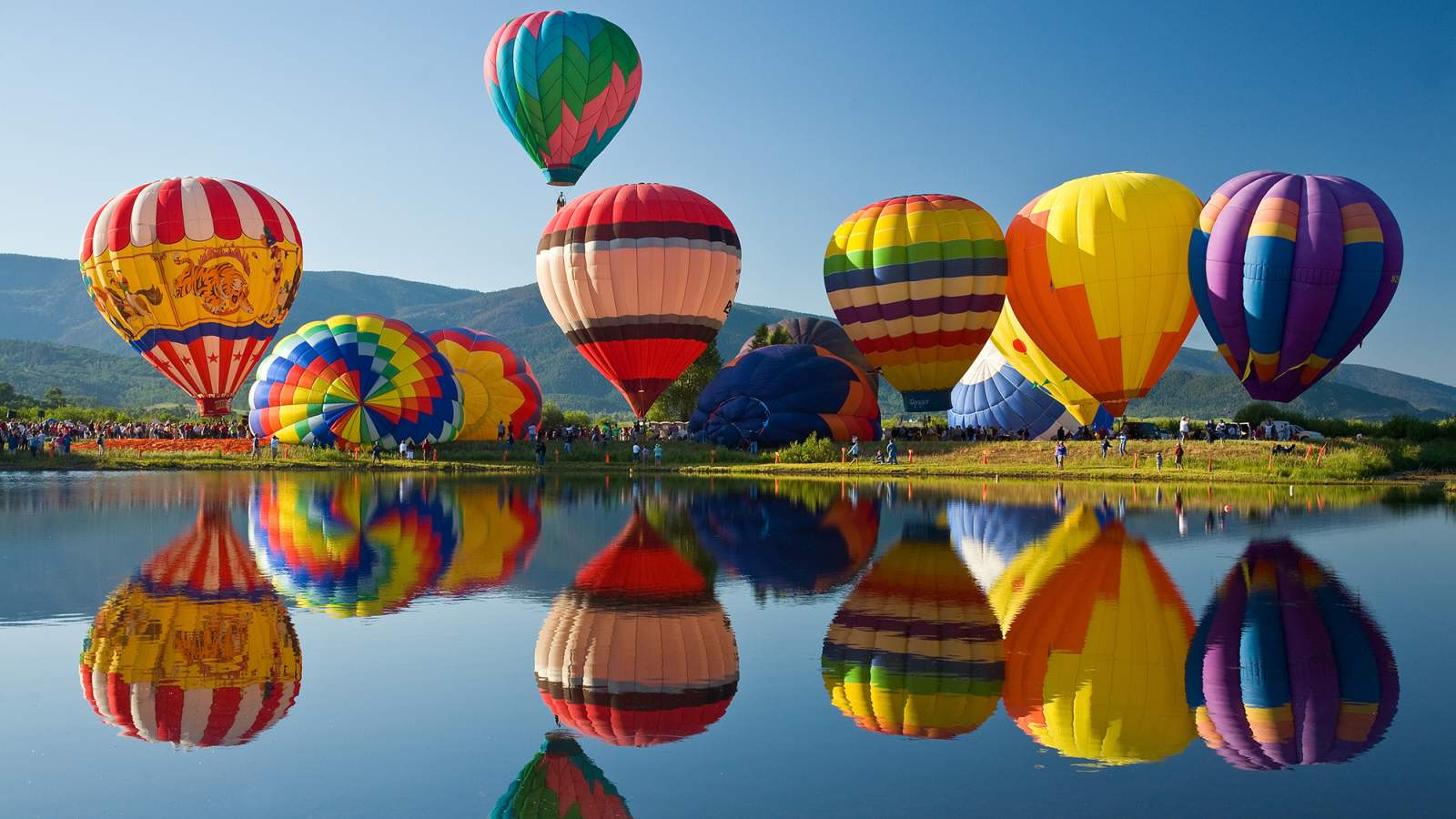 Sheraton Steamboat Resort Villas - Hot Air Balloon Rides